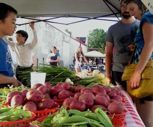 Want a more equitable city? Try food-oriented design