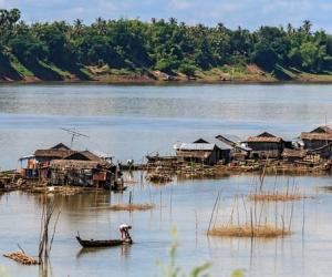Leaked report warns Cambodia's biggest dam could 'literally kill' Mekong river