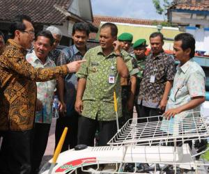Indonesia Boosts Food Security