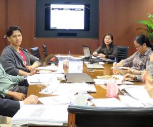 IFAD Regional Economist conducts ATMI-ASEAN Project supervision mission