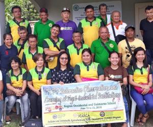 ISARD Pilot Program Partners hold Interactive Observation and Learning at Agri-Industrial Institutions for Victoria Calamansi Farmers