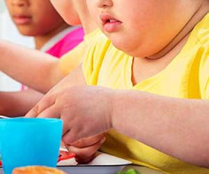 Malnourished kids? A bigger problem may be overweight kids
