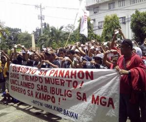 Visayan farmers, fisherfolk set to converge in Cebu for October protests