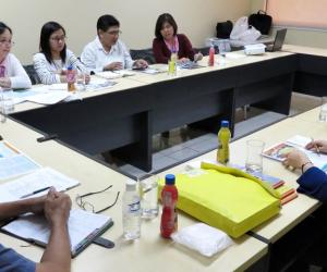 SEARCA and DepEd discuss next steps for the School Gardens project