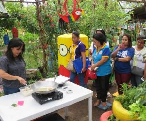 SEARCA-DepEd-UPLB School and Home Gardens pilot schools take lead in upscaling the project