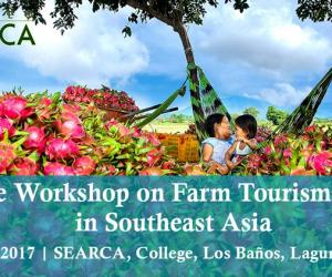 SEARCA: Farm tourism a path to inclusive and sustainable agriculture