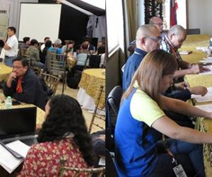 SEARCA participates in IFAD's 10th ACPoR for the Philippines