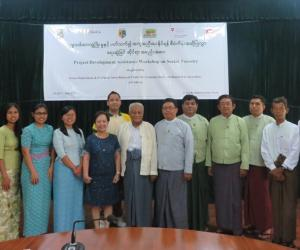 SEARCA to Pilot Test the ASRF Project Development Toolkit and validate the Social Forestry Gap Analysis in Myanmar