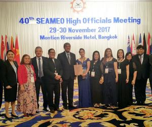 SEARCA promotes school and home gardens in Southeast Asian meet