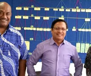 SEARCA visits Secretariat of Pacific Community and Ministry of Agriculture in Fiji