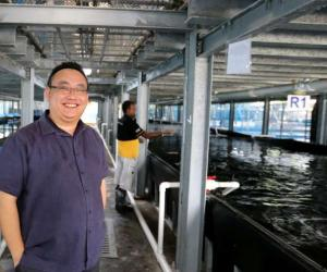 Local firm's Brunei fish farm to help boost food security
