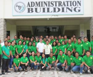 Victoria Calamansi growers conclude Production Training Series and sign MOU for the ISARD Demonstration Farms