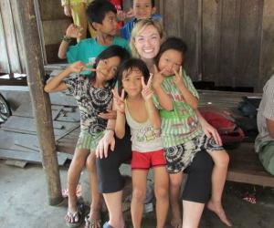 Mount Saint Vincent University (MSVU) researcher heads back to Cambodia to study nutrition, combat infant mortality