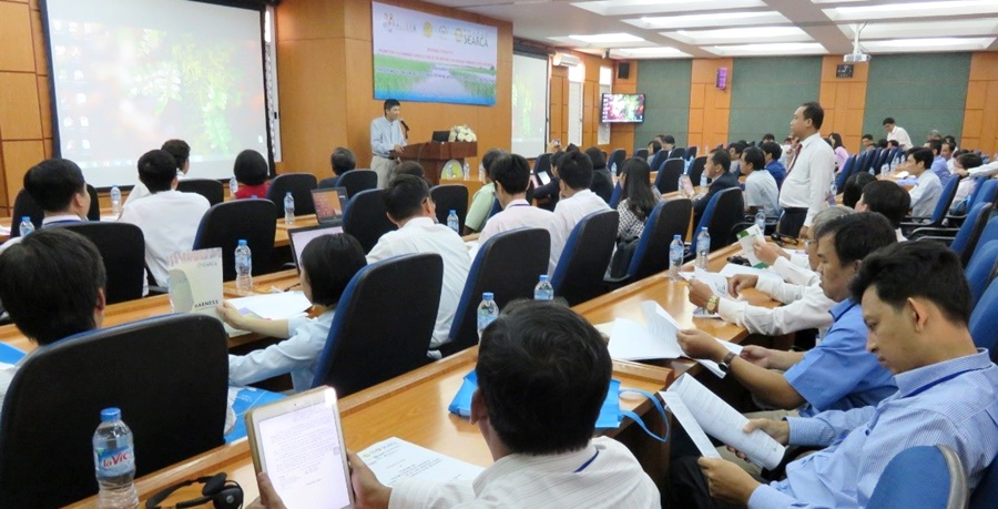 searca and rcrd collaborate forum towards promoting sustainable agriculture mekong region 01