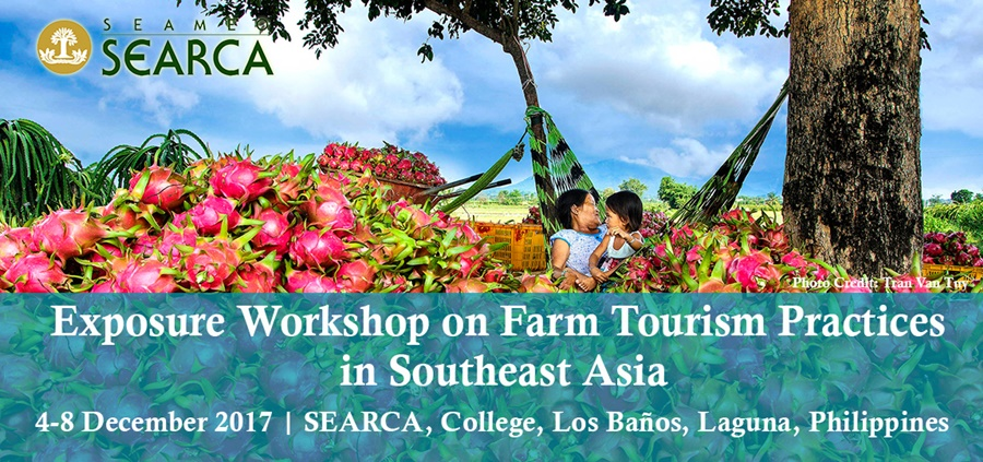 searca farm tourism a path to inclusive and sustainable agriculture