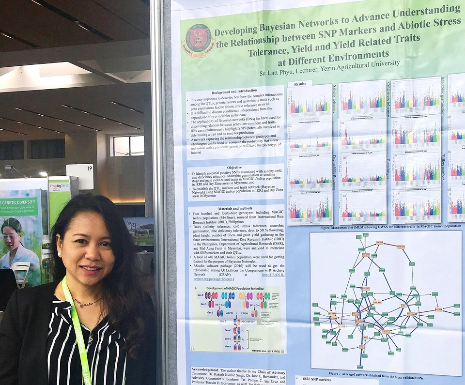 searca alumna participates the tropag 2017 conference australia 01