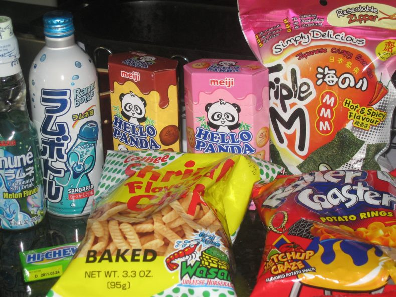 Soda and other industrial packaged food have slowed down in the West but have grown in Asia. Photo: Flickr / flippinyank