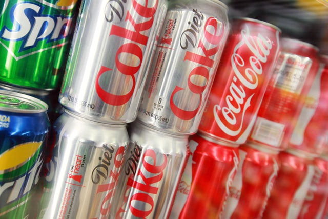 Many countries are considering a tax on sugary drinks.Scott Olson/Getty Images