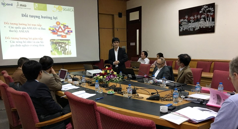 IPSARD leads conduct of 1st National Project Steering Committee Meeting in Vietnam for the ATMI-ASEAN Project