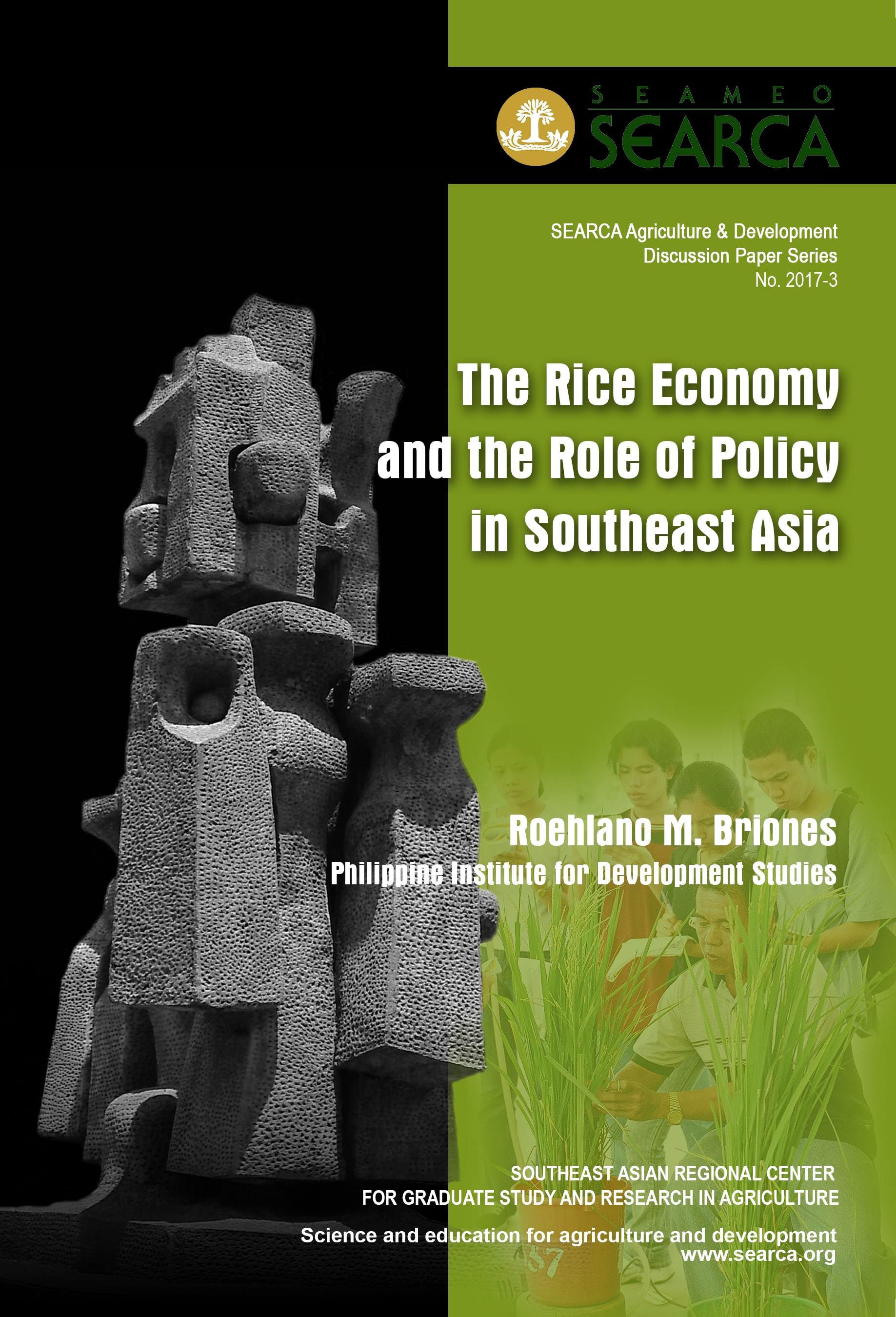 The Rice Economy and the Role of Policy in Southeast Asia