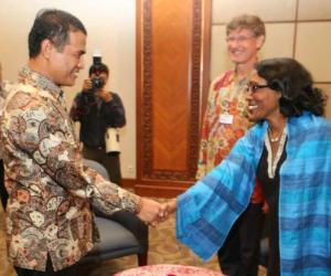 FAO praises Indonesian agriculture insurance