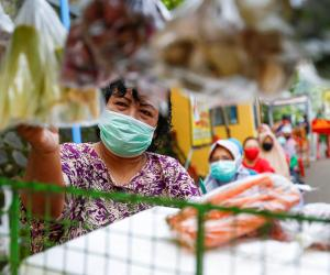 Government confident Indonesia can avoid post-pandemic food crisis