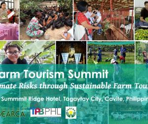 SEARCA, ISST, and DOT co-organize Global Farm Tourism Summit
