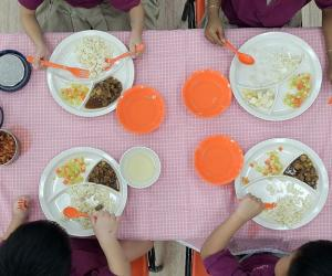 Programme to put school kids on right path to healthier food