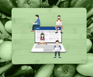 At an 'agri hackathon,' millennials address farming woes