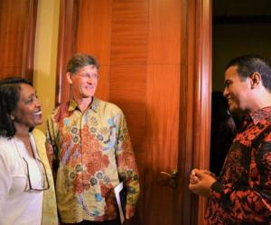 FAO supports Ministry efforts to achieve Food Security in Indonesia