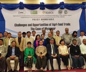 First ATMI-ASEAN national-level policy roundtable tackles agri-food trade in Myanmar