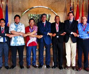 IFAD conducts mid-term review of the ATMI-ASEAN Project