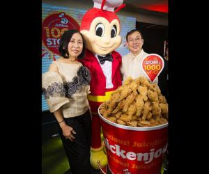 Jollibee opens 1,000th store at BGC