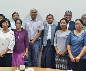 MOALI-DOP heads first Technical Working Group Meeting in Myanmar under the ATMI-ASEAN Project