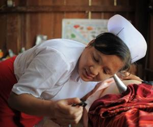Myanmar's investments in children's early development are paying dividends
