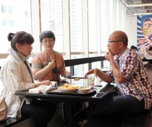 Culinary groups promote Indonesian food