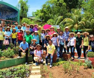 School-plus-home gardens project levels up with SEARCA-led training of trainers