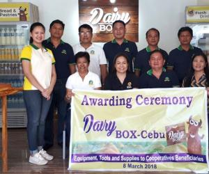 SEARCA, PCC award equipment to carabao-based cooperatives in Batangas and Cebu
