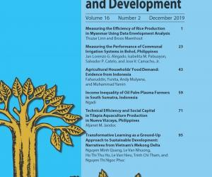 SEARCA's scientific journal steps up to the global challenges of agricultural development
