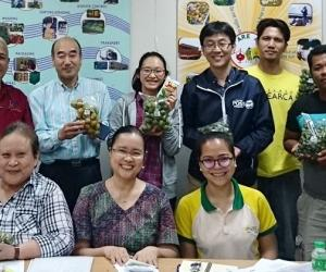 SEARCA and UPLB explore research collaboration on Calamansi with Tokyo Nodai