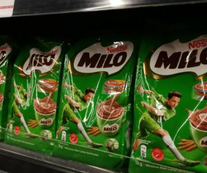 Nestlé's Milo sparks debate about nutrition in Malaysia