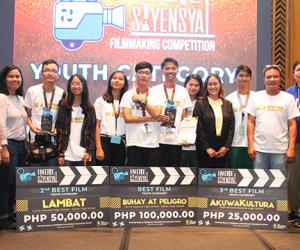 Pinoy science docus reap awards in 3rd Indie-Siyensya film contest