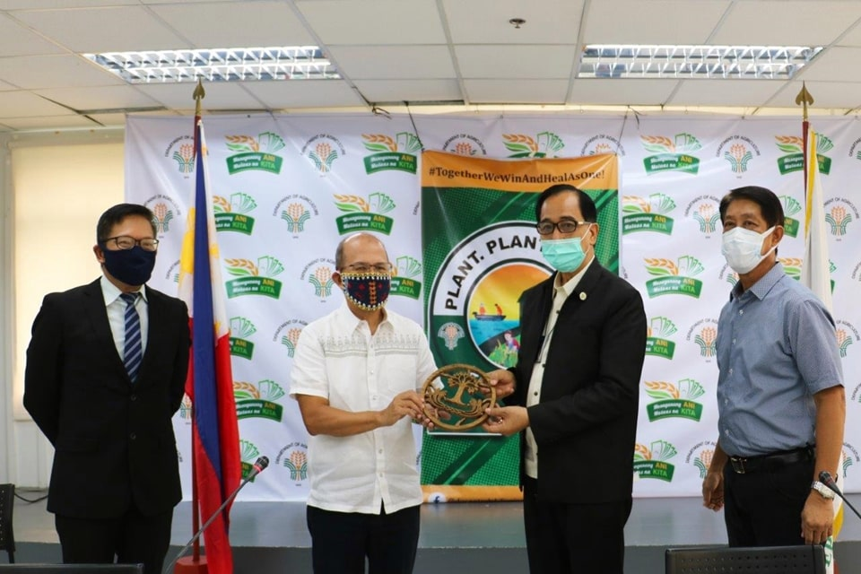da bpi searca ink agreement urban agriculture 01