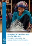 Improving Nutrition through Rice Fortification: Partnerships, initiatives and success stories from 9 countries