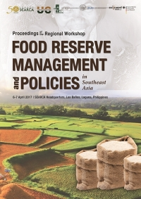 Proceedings of the Regional Workshop Food Reserves Management and Policies in Southeast Asia