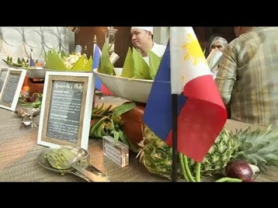 Food festival promotes Philippine history with heirloom dishes