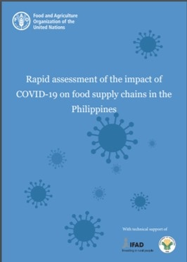 Rapid assessment of the impact of COVID-19 on food supply chains in the Philippines