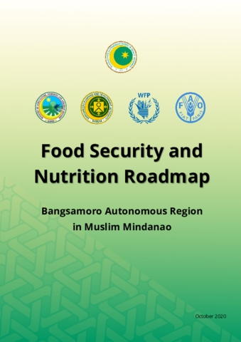 Food Security and Nutrition Roadmap of the Bangsamoro Autonomous Region in Muslim Mindanao
