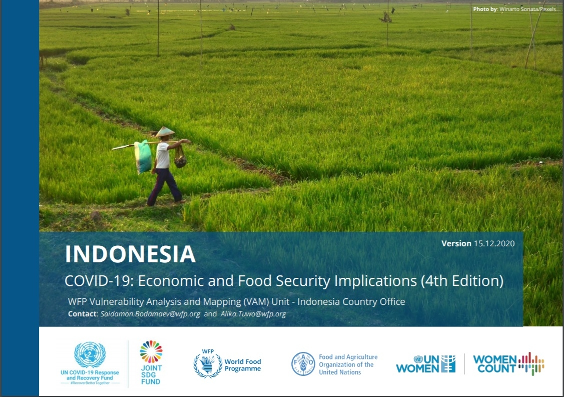 Indonesia: COVID-19: Economic and Food Security Implications (4th Edition)