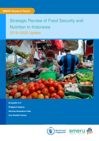 Strategic Review of Food Security and Nutrition in Indonesia: 2019–2020 Update
